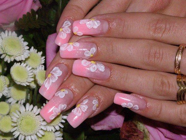 Ногти ногти омск модные ногти весна