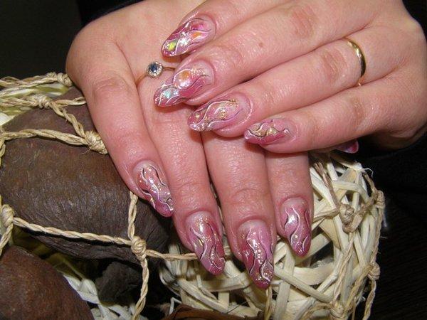 Ногти лучше дизайн ногтей 2011 весна