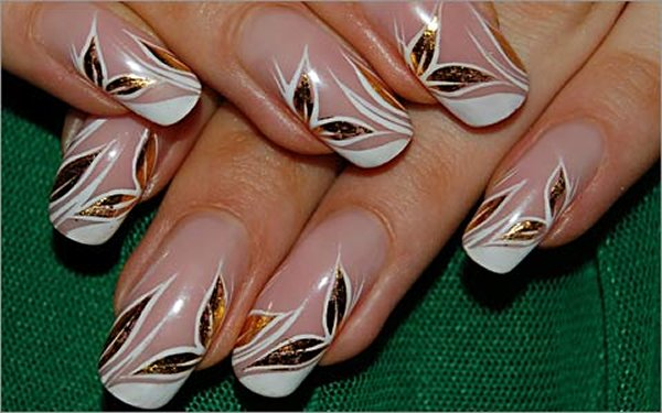 Как наростить ногти гелевые ногти